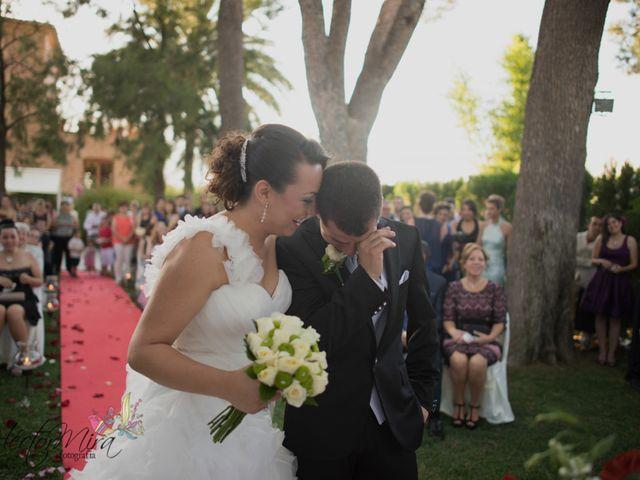 La boda de Toni y Marta en Onda, Castellón 98