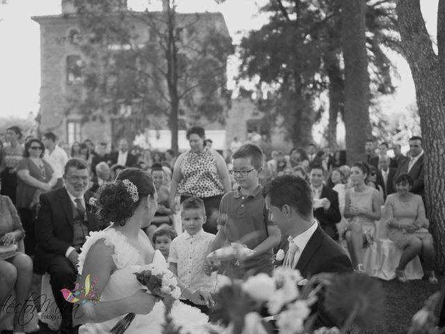 La boda de Toni y Marta en Onda, Castellón 100