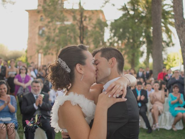 La boda de Toni y Marta en Onda, Castellón 103