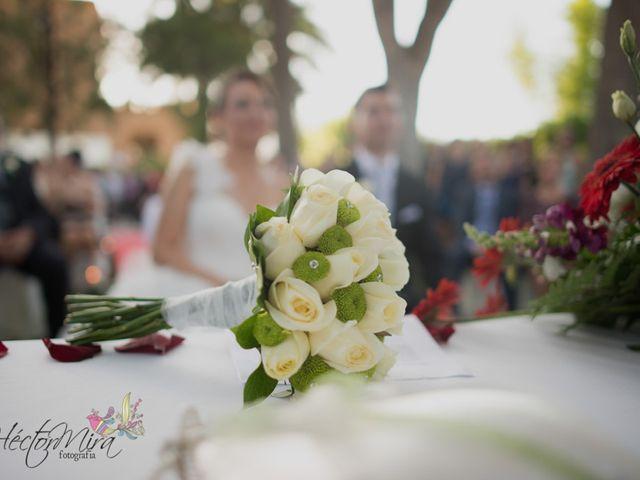 La boda de Toni y Marta en Onda, Castellón 104