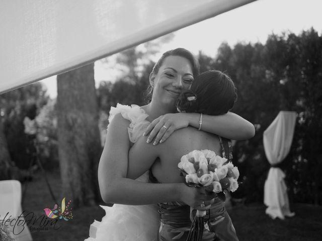 La boda de Toni y Marta en Onda, Castellón 106