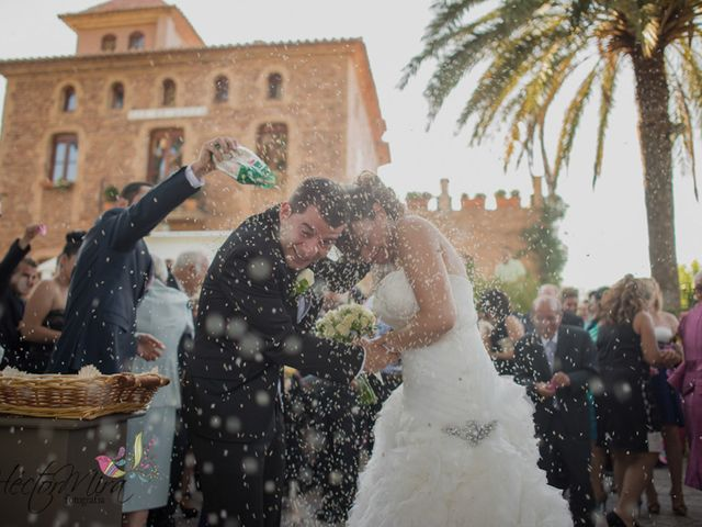La boda de Toni y Marta en Onda, Castellón 107