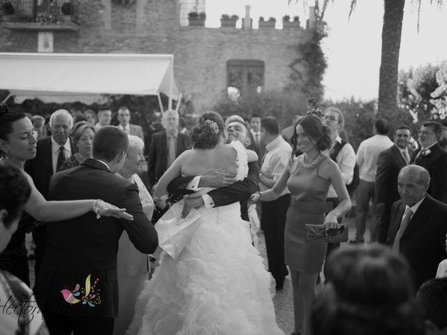 La boda de Toni y Marta en Onda, Castellón 109