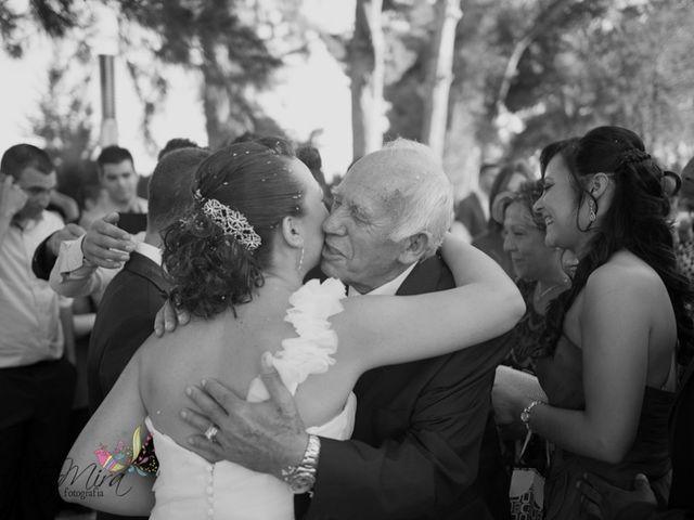 La boda de Toni y Marta en Onda, Castellón 111