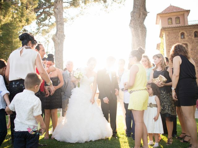 La boda de Toni y Marta en Onda, Castellón 112