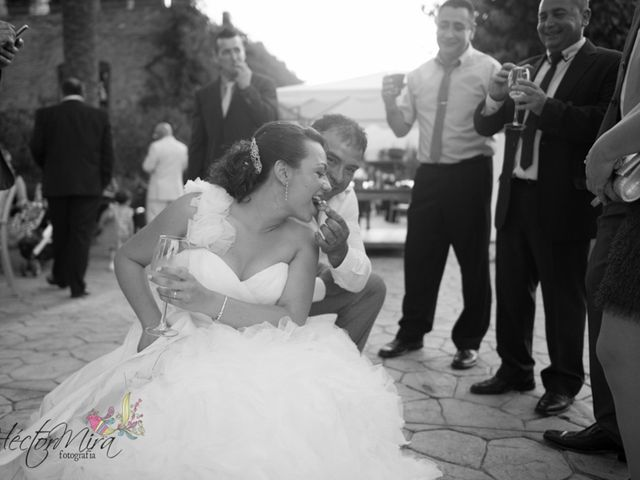 La boda de Toni y Marta en Onda, Castellón 118