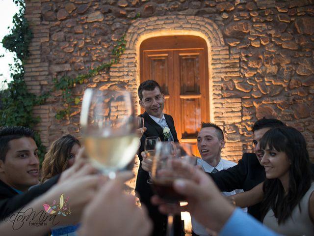 La boda de Toni y Marta en Onda, Castellón 119