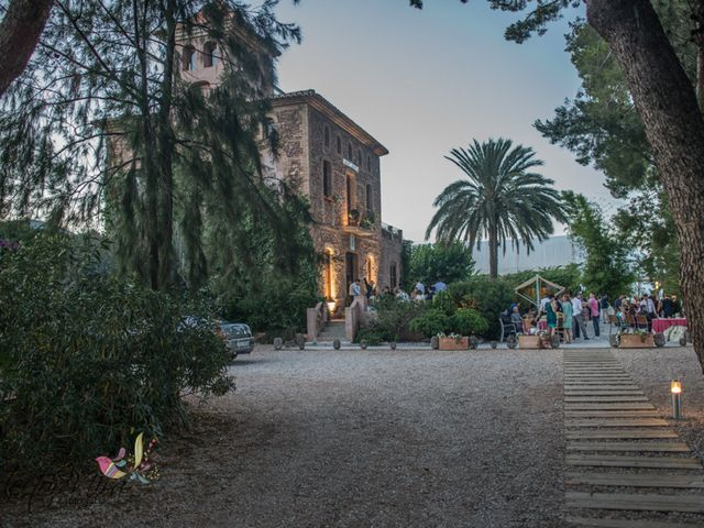 La boda de Toni y Marta en Onda, Castellón 120