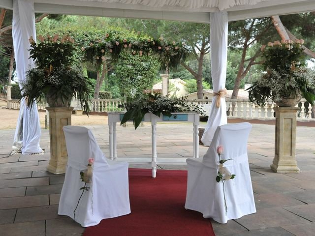 La boda de Marcos y Mateusz en Sant Vicenç De Montalt, Barcelona 2