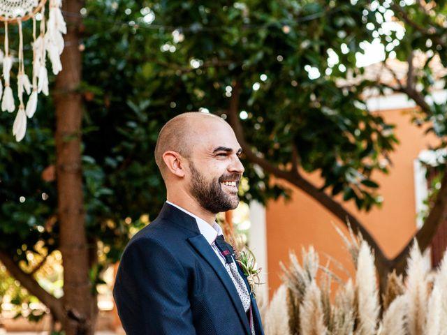La boda de Carlos y Aurea en Castelló/castellón De La Plana, Castellón 12