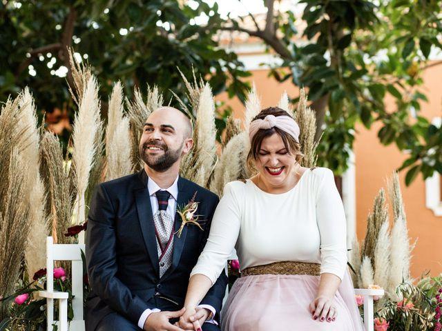 La boda de Carlos y Aurea en Castelló/castellón De La Plana, Castellón 16
