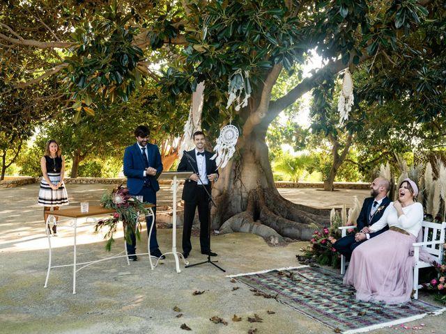 La boda de Carlos y Aurea en Castelló/castellón De La Plana, Castellón 17