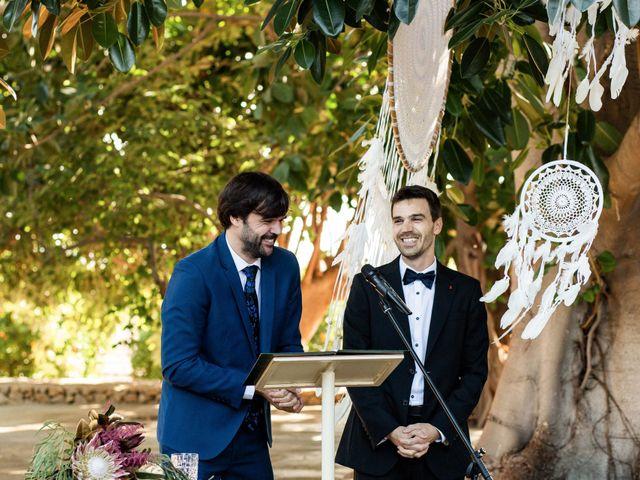 La boda de Carlos y Aurea en Castelló/castellón De La Plana, Castellón 18