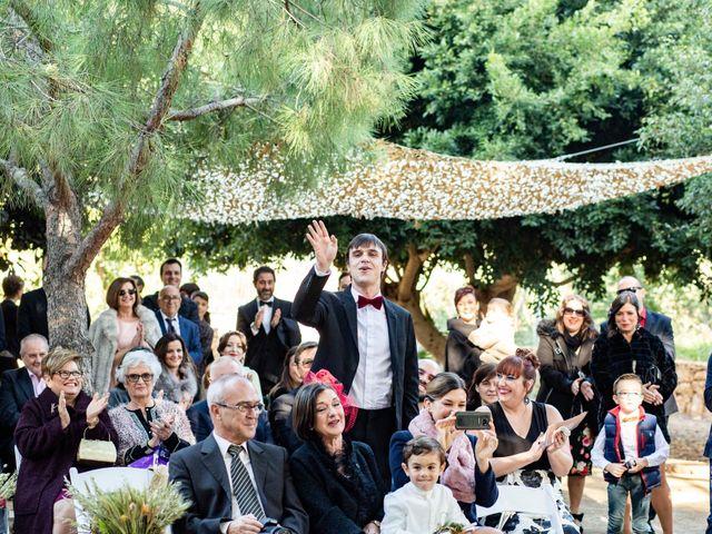 La boda de Carlos y Aurea en Castelló/castellón De La Plana, Castellón 19