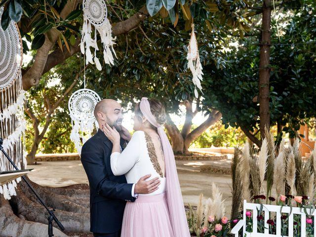 La boda de Carlos y Aurea en Castelló/castellón De La Plana, Castellón 20