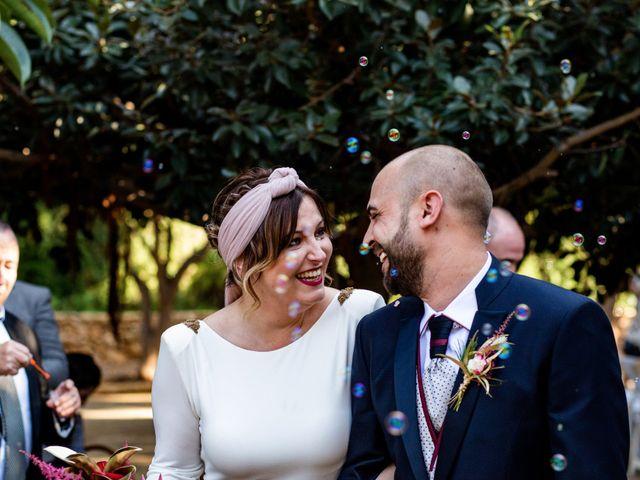 La boda de Carlos y Aurea en Castelló/castellón De La Plana, Castellón 21