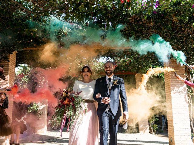 La boda de Carlos y Aurea en Castelló/castellón De La Plana, Castellón 22