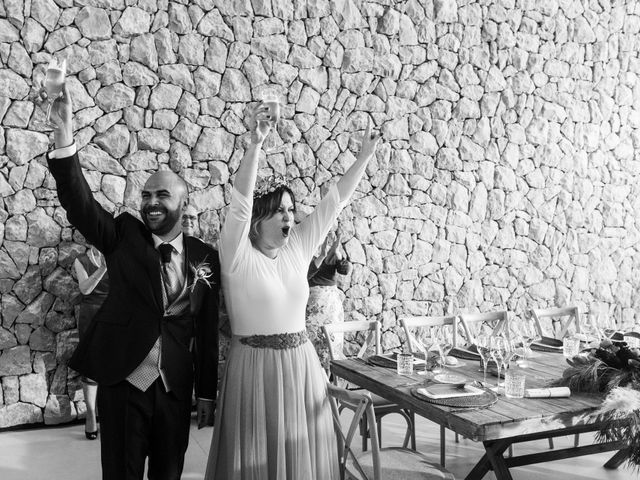 La boda de Carlos y Aurea en Castelló/castellón De La Plana, Castellón 27