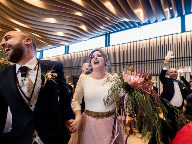 La boda de Carlos y Aurea en Castelló/castellón De La Plana, Castellón 31