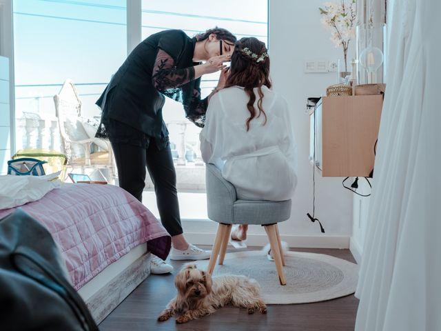La boda de Lucho y Nina en Santa Pola, Alicante 11