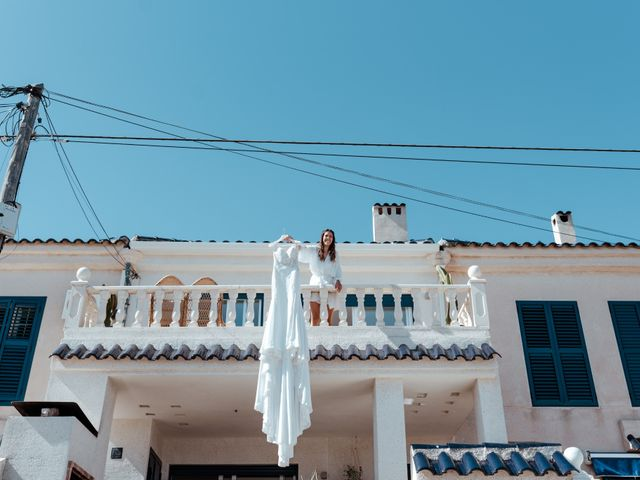 La boda de Lucho y Nina en Santa Pola, Alicante 13