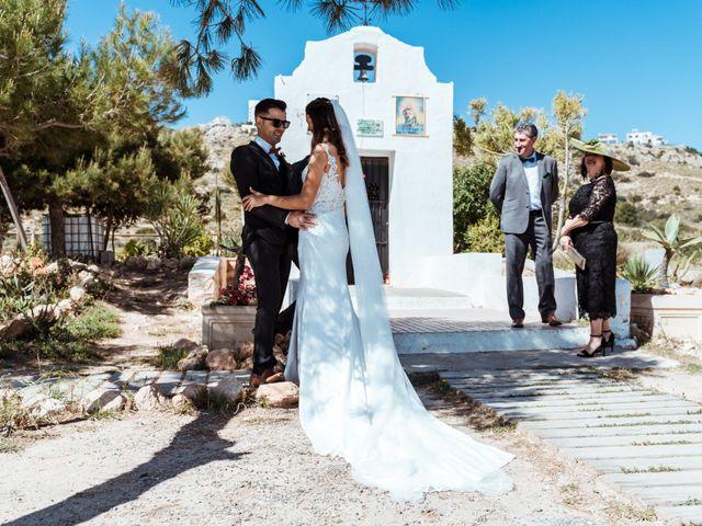La boda de Lucho y Nina en Santa Pola, Alicante 15
