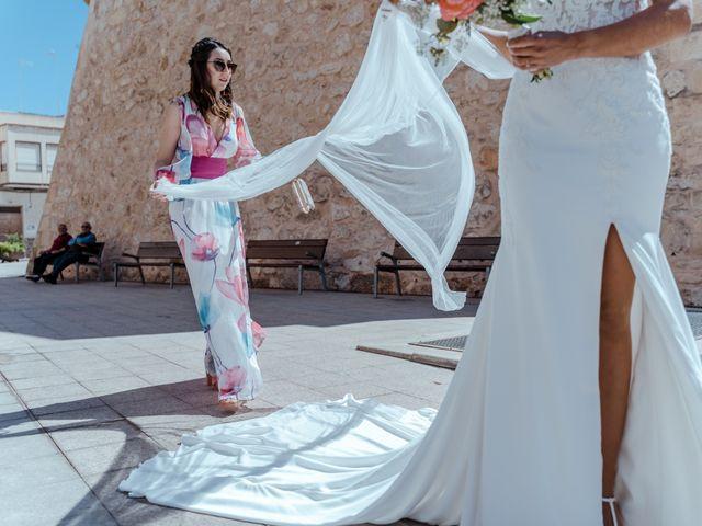 La boda de Lucho y Nina en Santa Pola, Alicante 18