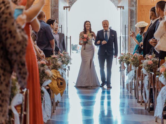 La boda de Lucho y Nina en Santa Pola, Alicante 19