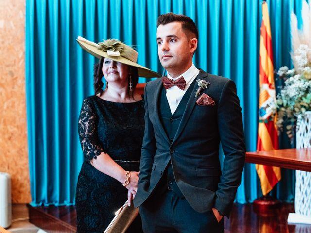 La boda de Lucho y Nina en Santa Pola, Alicante 20
