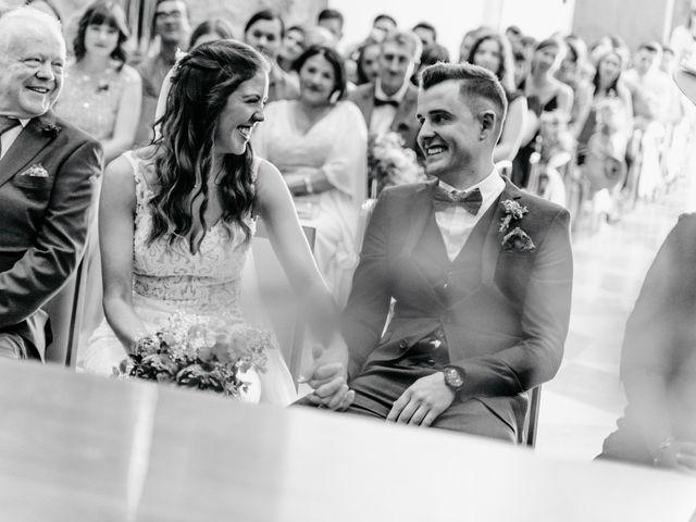 La boda de Lucho y Nina en Santa Pola, Alicante 25