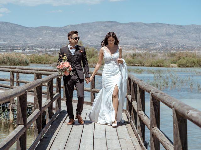 La boda de Lucho y Nina en Santa Pola, Alicante 30