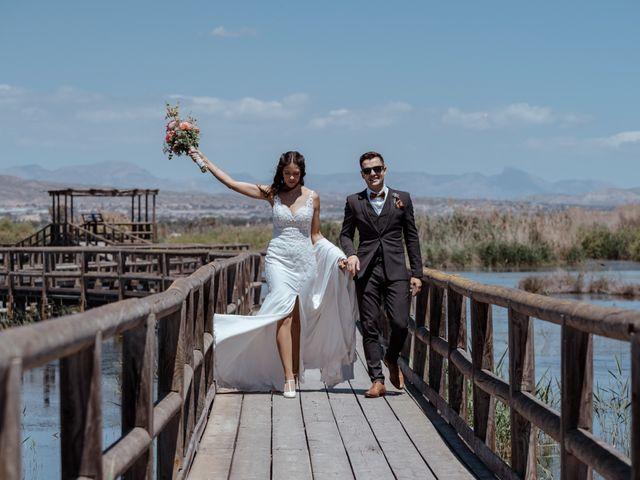 La boda de Lucho y Nina en Santa Pola, Alicante 33