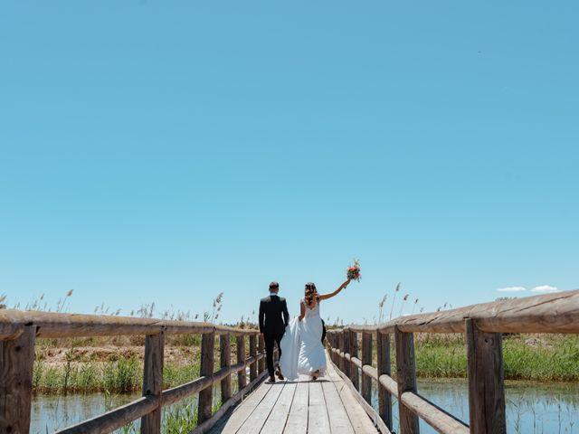 La boda de Lucho y Nina en Santa Pola, Alicante 34