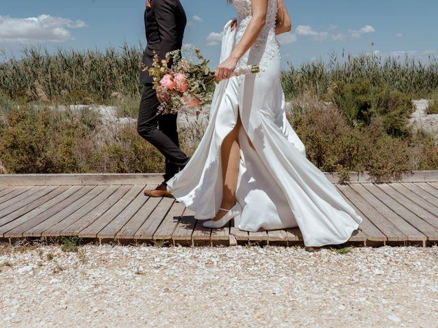 La boda de Lucho y Nina en Santa Pola, Alicante 35