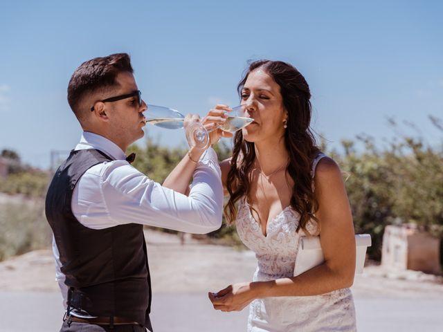 La boda de Lucho y Nina en Santa Pola, Alicante 38