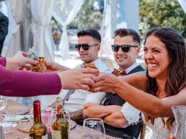 La boda de Lucho y Nina en Santa Pola, Alicante 42