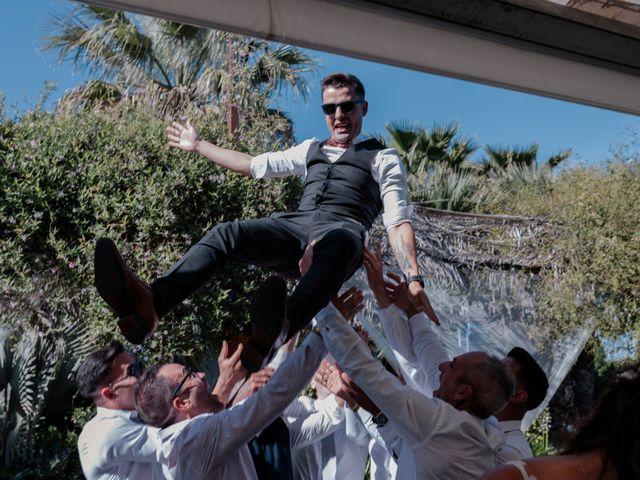 La boda de Lucho y Nina en Santa Pola, Alicante 46