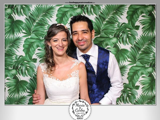 La boda de Carlos y María  en Plasencia, Cáceres 4