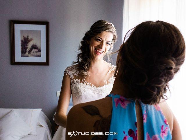 La boda de Carlos y María  en Plasencia, Cáceres 2