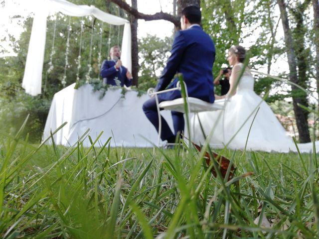 La boda de Carlos y María  en Plasencia, Cáceres 11