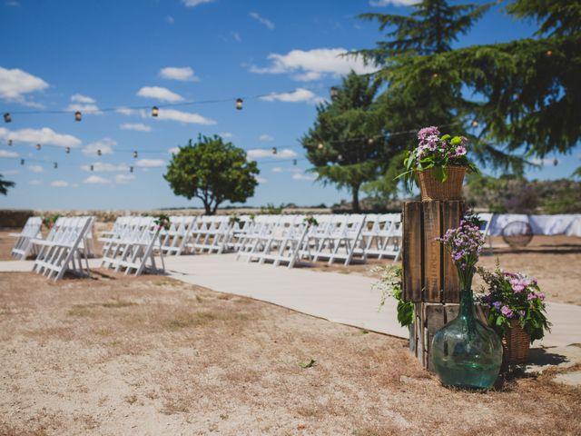 La boda de Alberto y Patricia en Torrelodones, Madrid 29