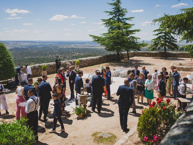 La boda de Alberto y Patricia en Torrelodones, Madrid 33
