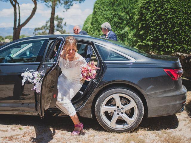 La boda de Alberto y Patricia en Torrelodones, Madrid 36