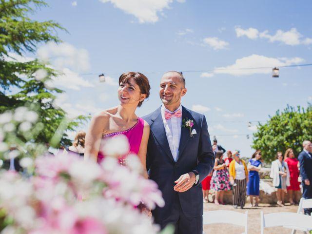 La boda de Alberto y Patricia en Torrelodones, Madrid 38