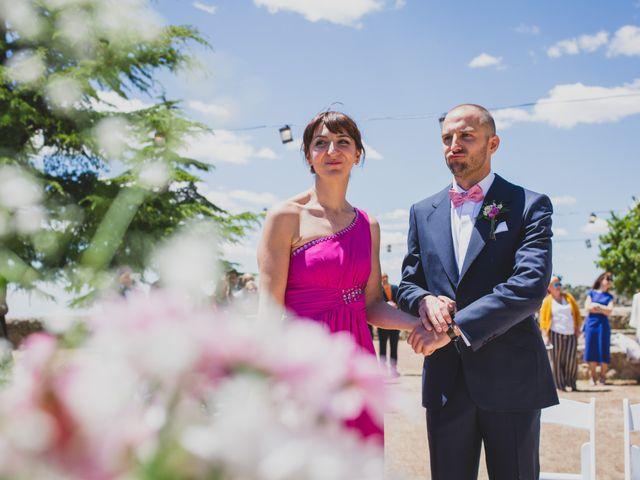 La boda de Alberto y Patricia en Torrelodones, Madrid 40