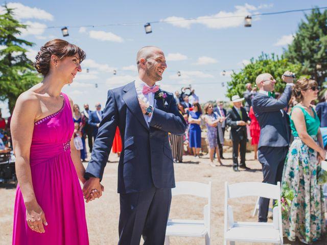 La boda de Alberto y Patricia en Torrelodones, Madrid 43