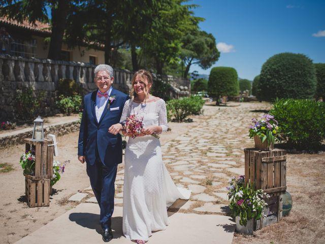 La boda de Alberto y Patricia en Torrelodones, Madrid 44