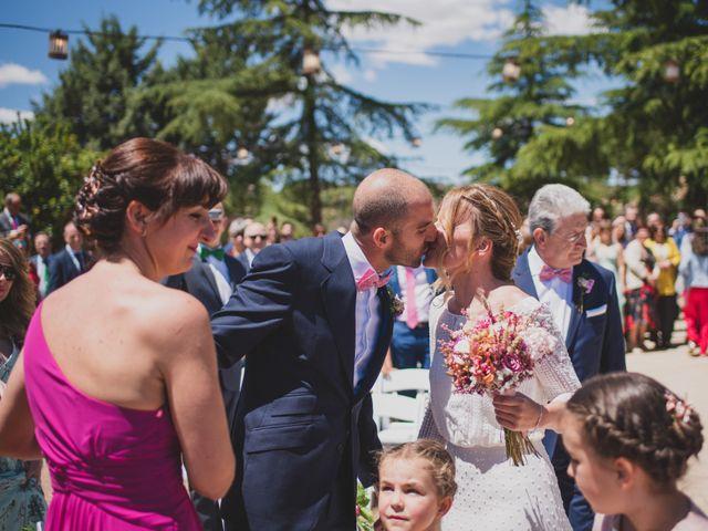 La boda de Alberto y Patricia en Torrelodones, Madrid 46