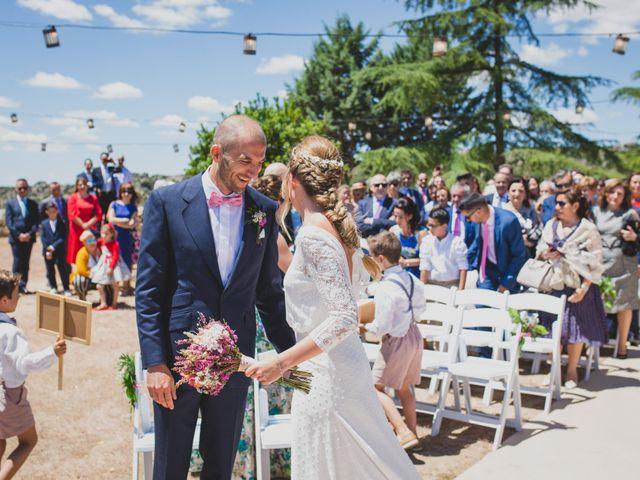 La boda de Alberto y Patricia en Torrelodones, Madrid 47