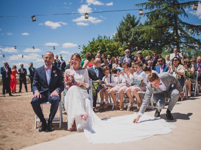 La boda de Alberto y Patricia en Torrelodones, Madrid 48
